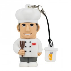 Cuoco Uomo – Chiavetta Usb