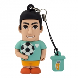 FOOTBALL PLAYER - USB Pen Drives