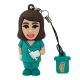 Female Nurse - USB Pen Drives
