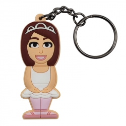 Ballet Dancer – Keychain