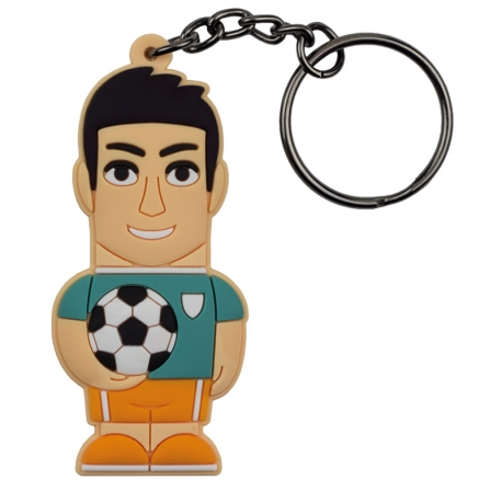 Football Player – Keychain