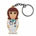 Female Doctor – Keychain