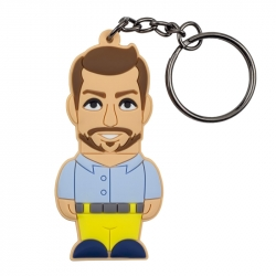 Male Sophisticated – Keychain