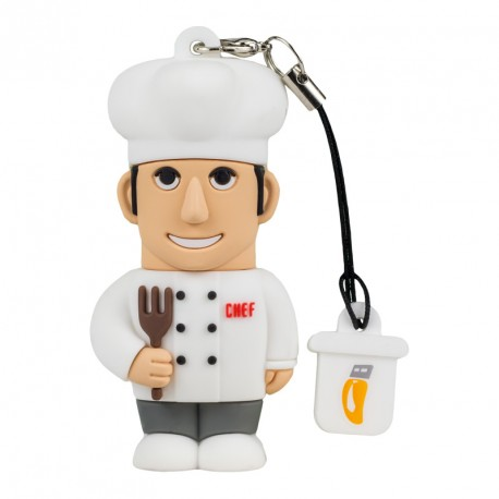 Male Chef – USB Pen Drives