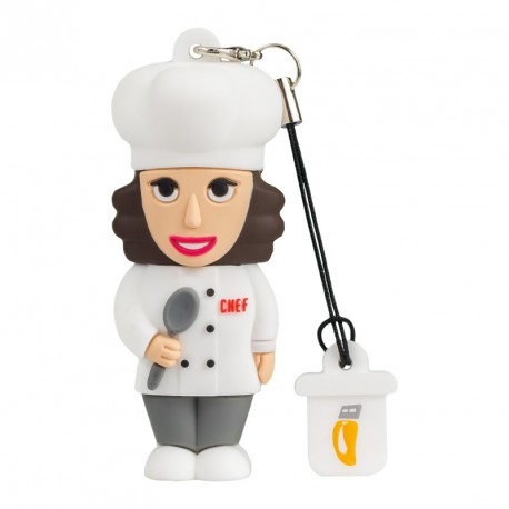 Female Chef – USB Pen Drives