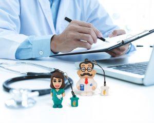 Le chiavette usb dei medici e degli infermieri di Professional Usb.