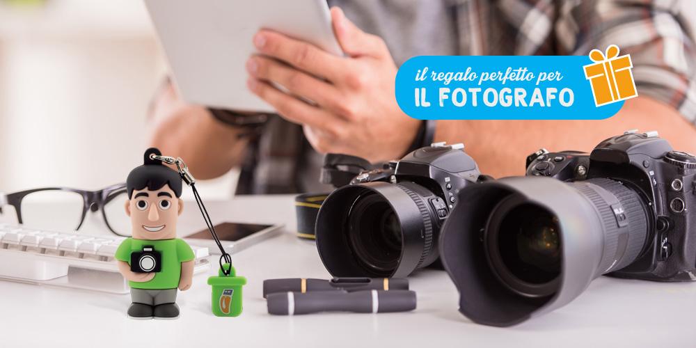 La chiavetta ProfessionalUSB® Fotografo