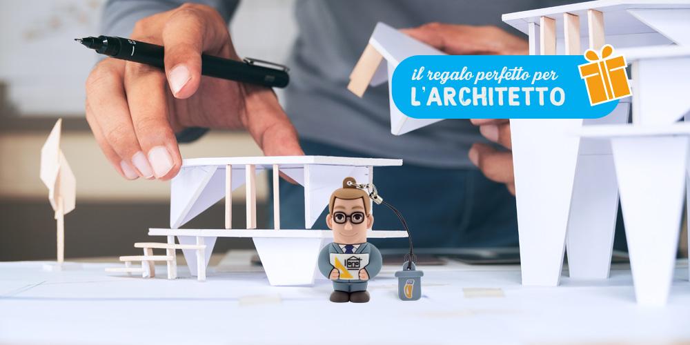 La Chiavetta USB del nuovo Architetto Professional Usb