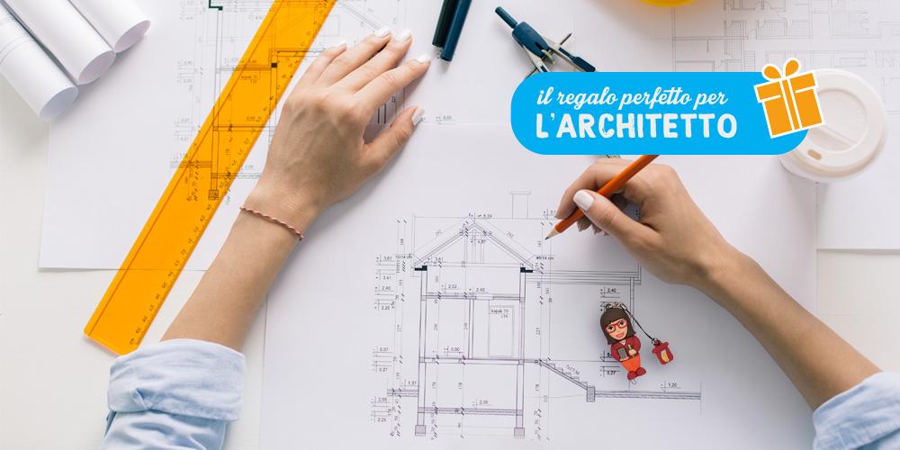 Il regalo perfetto per l'Architetto donna