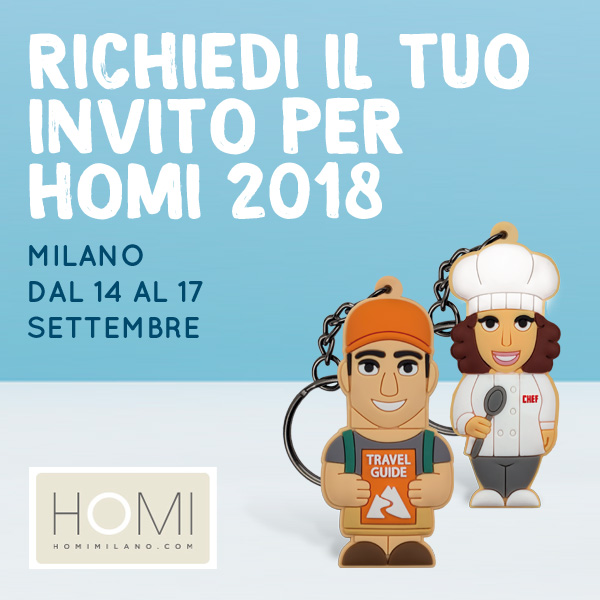 Professional Usb all'HOMI di Milano