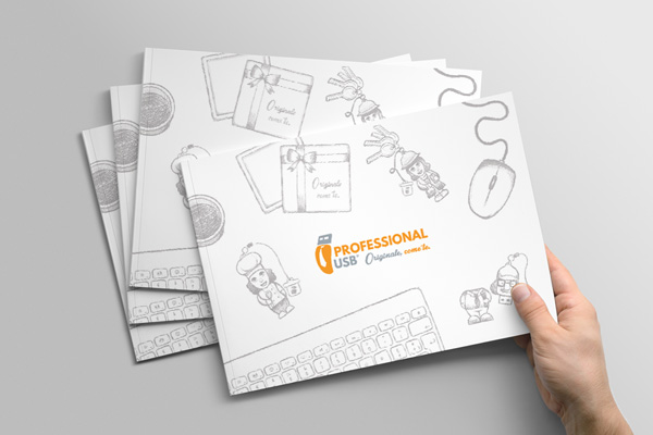 Catalogo Professional Usb