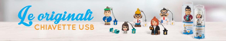 Chiavette USB, l'idea regalo per ogni occasione