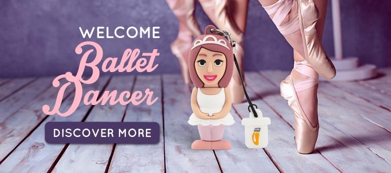 Ballet Dancer - September 2017