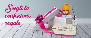 Scegli la confezione regalo
