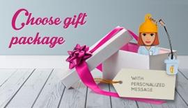 Confezione regalo en